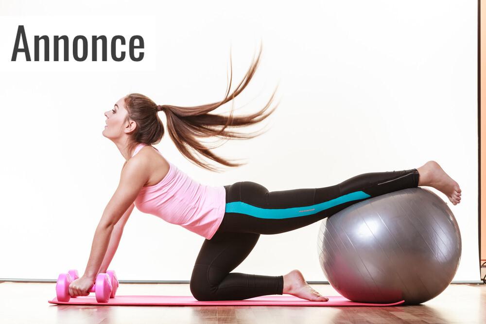 motion på gulvet